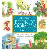 More Of My First Book Mormon Stories