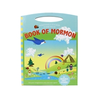 Book Of Mormon Removable Sticker Scene