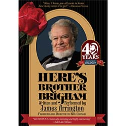 Heres Brother Brigham DVD