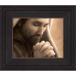 In Humility - Framed