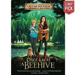 Once I Was A Beehive DVD