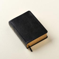 Spanish Bible - Simulated Leather - Black