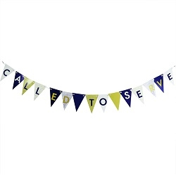 Called to Serve Bunting Banner