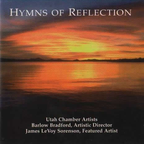 Hymns of reflection by utah chamber artists in sacred for Chamber of reflection