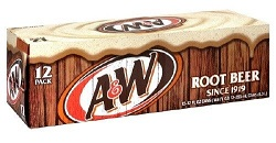 12 oz. Cans of Root Beer - 12 Pack