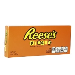 Reeses Pieces - 4 oz.