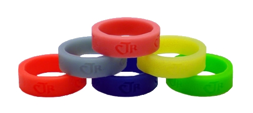 Silicone CTR Rings - Medium