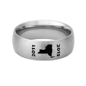 New York Mission Ring