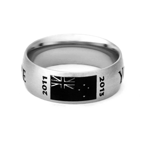 New Zealand Mission Ring