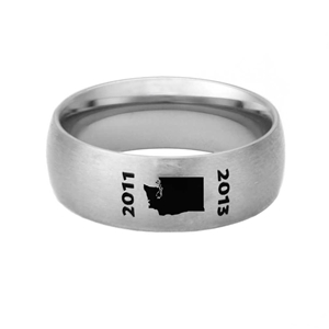 Washington Mission Ring
