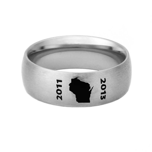 Wisconsin Mission Ring