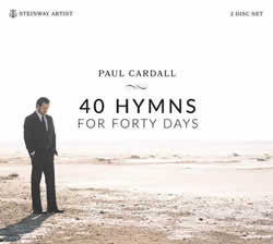 Paul Cardall: 40 Hymns for Forty Days CD