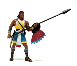 Stripling Warrior Figurine - Large
