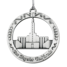 Los Angeles Temple Ornament