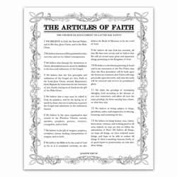 Leaf Outline Articles of Faith filled leaf, leaf, black, gold, charcoal, the articles of faith, articles of faith