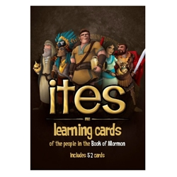 Ites Learning Cards - Book of Mormon