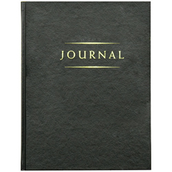 Classic Journal - Black