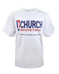 Church Basketball T-Shirt