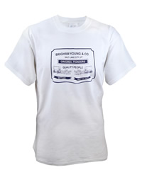 Brigham Young and Co. T-Shirt