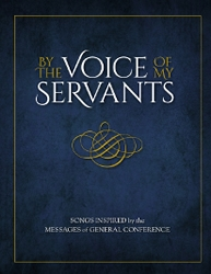 By the Voice of My Servants - Songbook