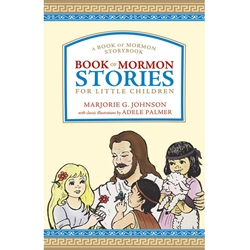 Book of Mormon Stories for Little Children - eBook little children, book of mormon stories, book of mormon storybook