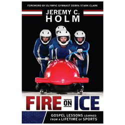 Fire on Ice - eBook fire on ice, sports, olympics