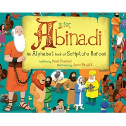 A Is for Abinadi - eBook childrens ebook, childrens, abinadi