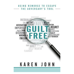 Guilt Free - eBook sin, recovering from sin, remorse, guilt, free, shame, guilt free