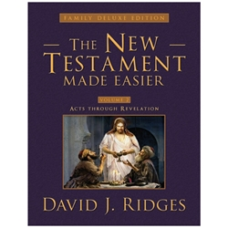 The New Testament Made Easier Deluxe Set - Hardcover