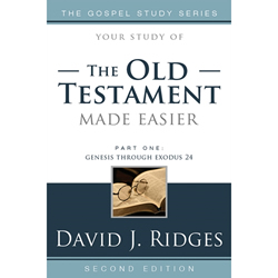 The Old Testament Made Easier Part 1