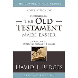 The Old Testament Made Easier Part 2