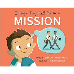 I Hope They Call Me On A Mission - eBook childrens ebook, i hope they call me on a mission, mission, future missionary