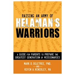 Raising an Army of Helamans Warriors - eBook parenting book, preparing missionaries