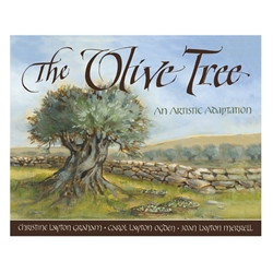 The Olive Tree - eBook childrens ebook, olive tree, book of mormon