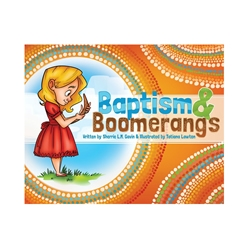 Baptism & Boomerangs - eBook childrens ebook, baptisms and boomerangs