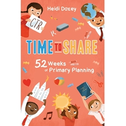 Time To Share: 52 Weeks of Primary Planning