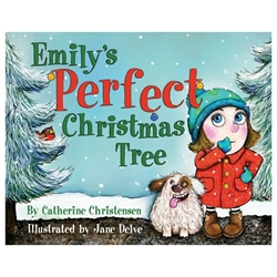 Emilys Perfect Christmas Tree - eBook childrens ebook, emilys perfect christmas tree