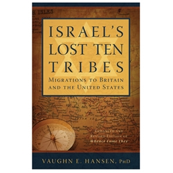Israel's Lost Ten Tribes: Migrations to Britain and the United States - eBook