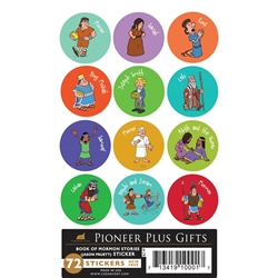 Book of Mormon Stories Stickers
