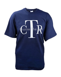 Navy CTR T-Shirt - Youth