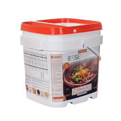 Basic 4-Person 72 Hour Food Bucket