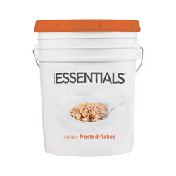 Sugar Frosted Flakes Cereal Bucket