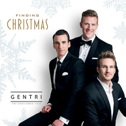 GENTRI: Finding Christmas CD