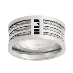 Spanish Triple Cable CTR Ring