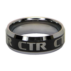 Titanium Ion CTR Ring
