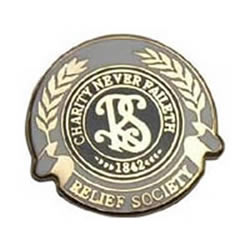 Relief Society Pin