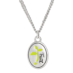 Faith In God Necklace