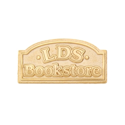LDS Bookstore Pin