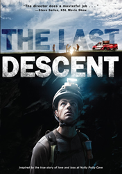 The Last Descent DVD