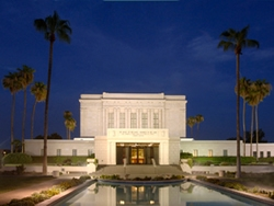 Mesa Arizona Temple Photo Recommend Holder